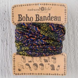 Boho Bandeau Top / Hair Accessory